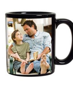 Black Photo Coffee Mug Maya Digital www.mayang.in