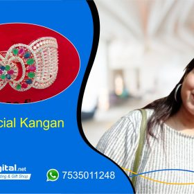Maya Digital Trending Artificial JEwellery Kangan