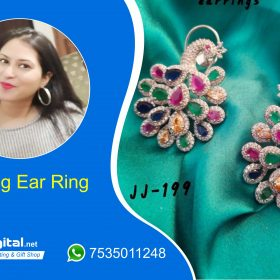 Maya Digital Trendy Ear Rings